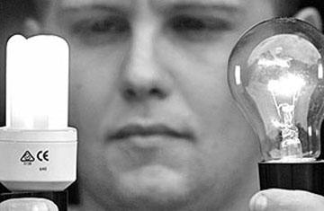 Энергосберегающие лампы признаны в Европе небезопасными